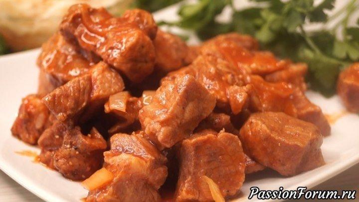 Очень Ленивое Мясо! Потрясающе сочное, нежное и вкусное!