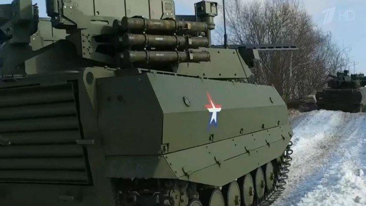 Военные новинки Российской армии
