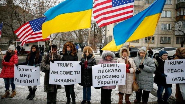 Украина атакует русских в Сирии? — опрос Мединского