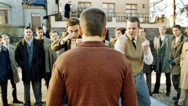 Зло (молодежная драма на реальных событиях от режиссера кинохитов «1408» и «План побега» Микаэля Хофстрема с Андреасом Уилсоном) | Швеция-Дания, 2003