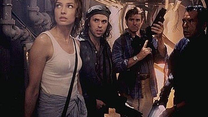 Подъем с глубины / Deep Rising (1998) ужасы, фантастика, боевик, приключения