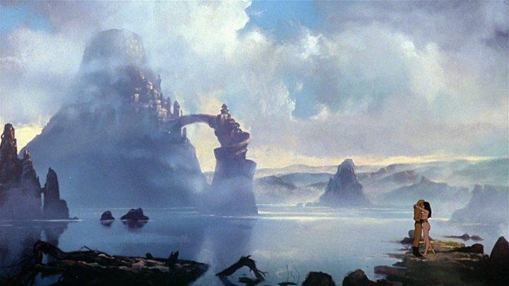 Огонь и лед / Лед и пламя (1983 ᴴᴰ) 16+ Мультфильм, Фэнтези, Приключения _ Гоблин