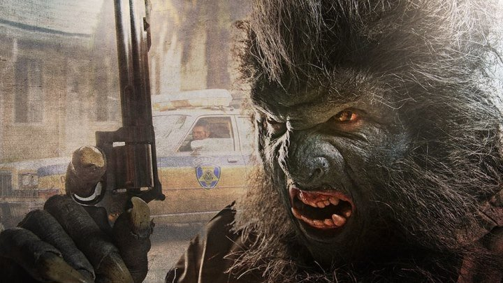 Волк-полицейский (2014).HD(ужасы, комедия)