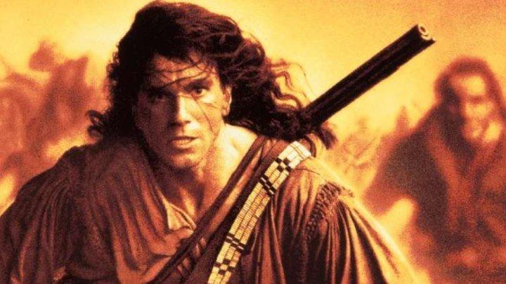 Последний из могикан 1992 боевик, драма, мелодрама, приключения, военный