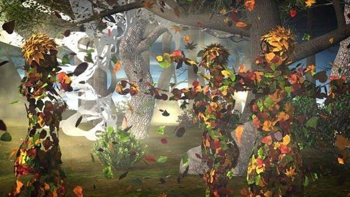 Лунный свет-2. Вселенная света_3D_2012.