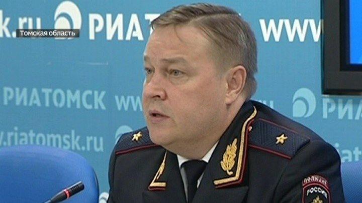 Суд отправил под домашний арест экс-руководителя ГУ МВД по Томской области