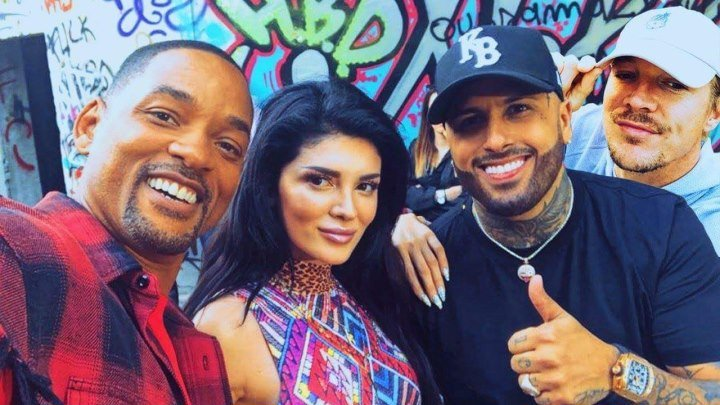 Live It Up (Official Video) - Nicky Jam feat. Will Smith & Era Istrefi (2018 FIF