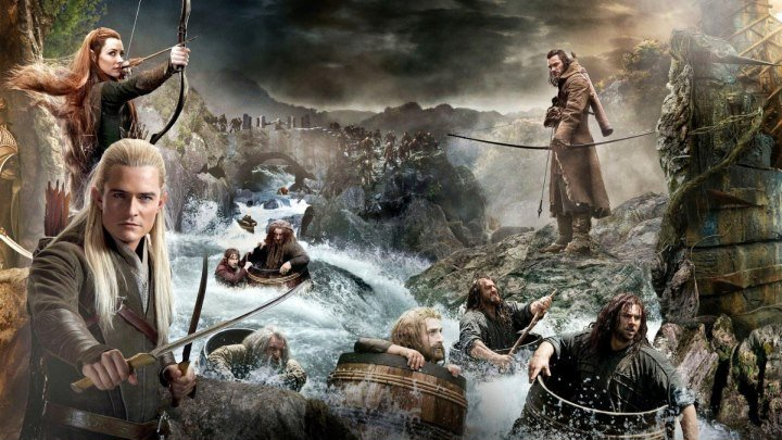 Хоббит: Пустошь Смауга (2013) The Hobbit: The Desolation of Smaug