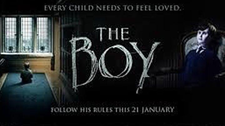 Кукла _ The Boy (Уильям Брент Белл) 2016. ужасы. триллер. детектив