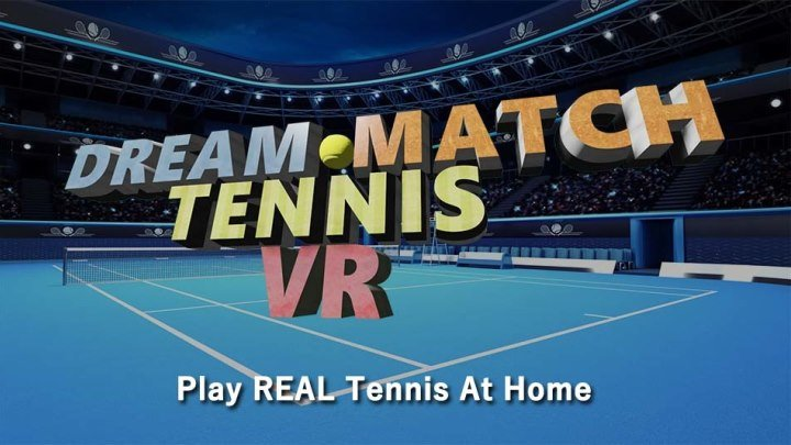 PSVR Dream Match Tennis - VR GAMECLUB Хабаровск