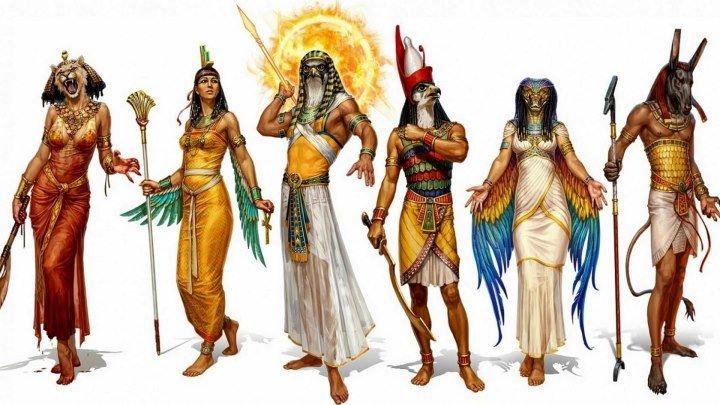 По следам тайны 15 Когда на земле правили боги