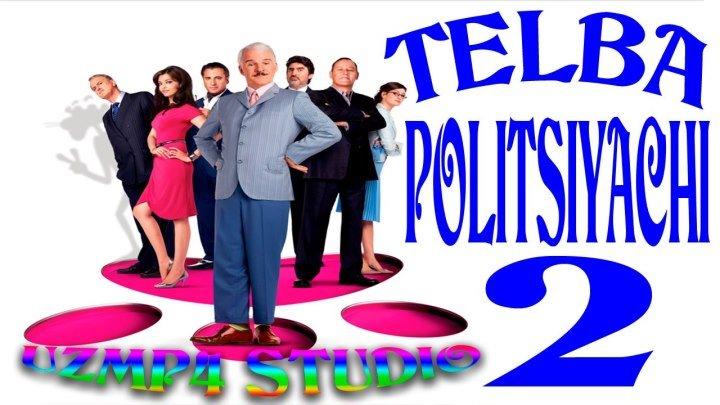 Telba Politsiyachi 2 Super Komediya O'zbek tilida HD