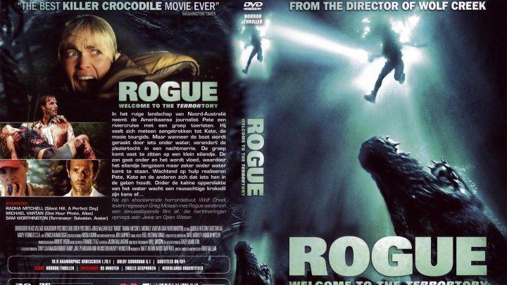 Крокодил BDRip.(2007) 1080p.Ужасы,Боевик,Триллер,Приключения