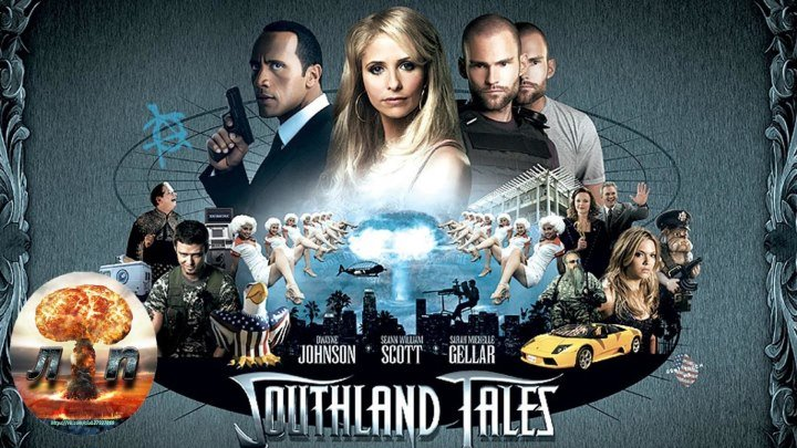 Сказки юга Southland Tales (2006)