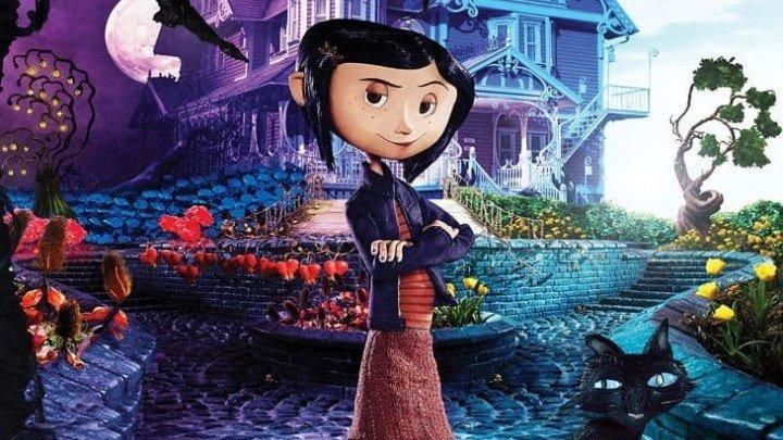 Коралина в Cтране Кошмаров (2009) мультфильм, фэнтези, триллер, приключения