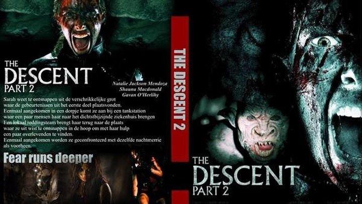 Спуск -2 HD(Ужасы,Триллер,Приключения)2009
