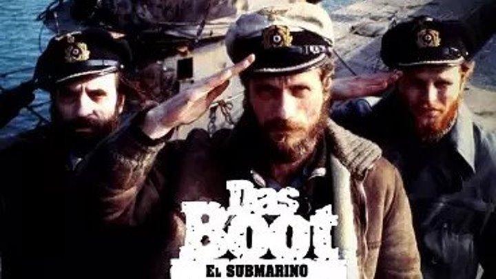 Подводная лодка. Германия (1981-1996гг) по одноименному роману Лотара-Гюнтера Букхайма