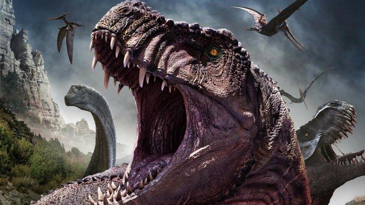 Игры Юрского периода HD(2018) фантастический триллер