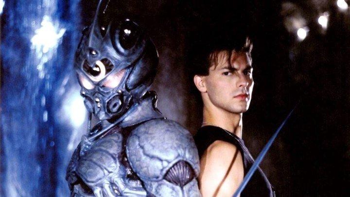 Гайвер 2: Тёмный герой 1994 фантастика, боевик