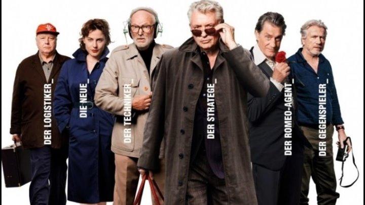 Старики разведчики _ HD 720p (2017) Германия боевик комедия Триллер