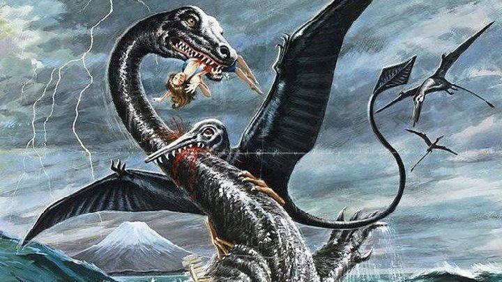 Легенда о Динозавре HD(1977) Фантастика,Ужасы