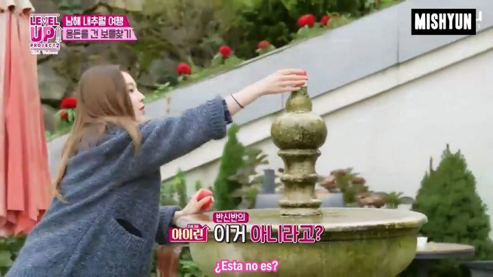 [SUB ESP] Red Velvet - Level Up! Project S2 Ep. 19