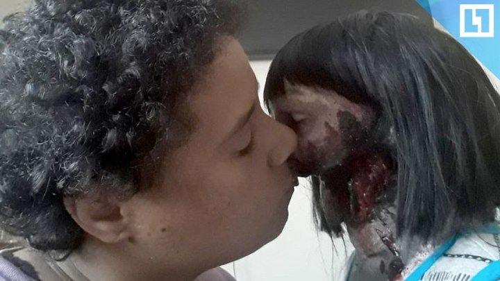 Влюбилась в зомби-куклу