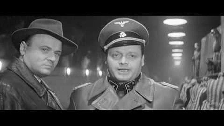 """х/ф """"Замерзшие молнии"""" (ГДР,1967) 1 - серия, Советский дубляж"""