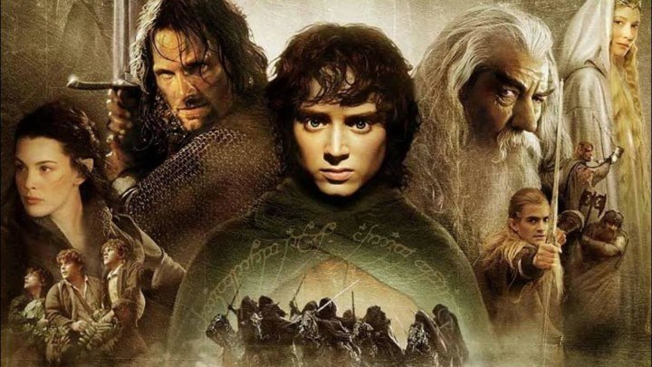 Властелин колец: Две крепости (2002) The Lord of the Rings: The Two Towers ЗЕРКАЛКА РЕЖ. ВЕРСИЯ