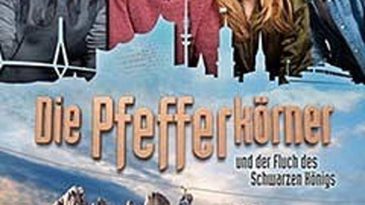 Детективы из табакерки и проклятие черного короля Die Pfefferkörner und der Fluch des Schwarzen Königs (2017)