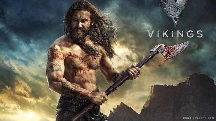 Пропавший викинг (2018).HD(приключения)