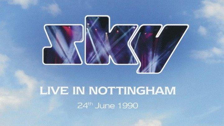 Sky - Live in Nottingham (1990, full concert)