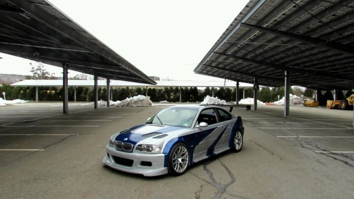 NFS Most Wanted BMW M3 GTR - Do Ya Thang