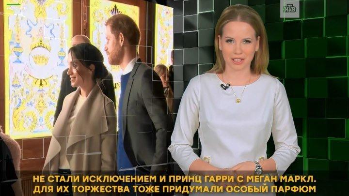 Чем пахнет любовь принца Гарри и Меган Маркл: новости шоу-бизнеса