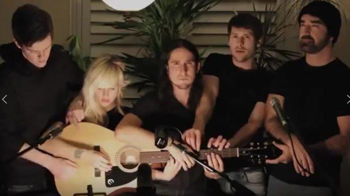 Группа из Канады - необычное исполнение песни!