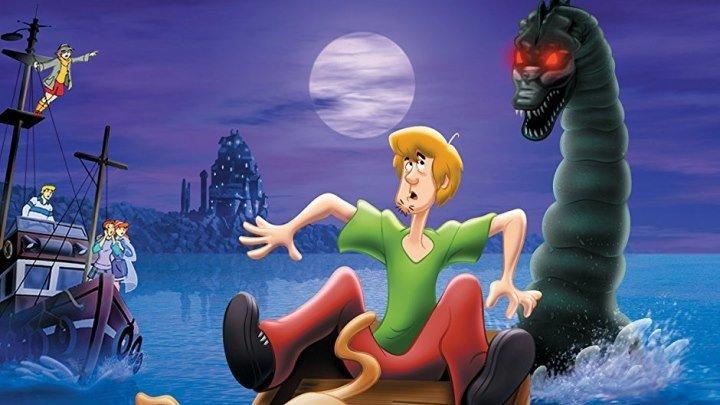 Скуби Ду и Лох-несское чудовище (2004 HD) Мультфильм, Комедия, Детектив