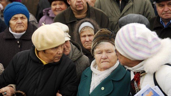 Размер пенсий и возраст пенсионеров в странах бывшего СССР