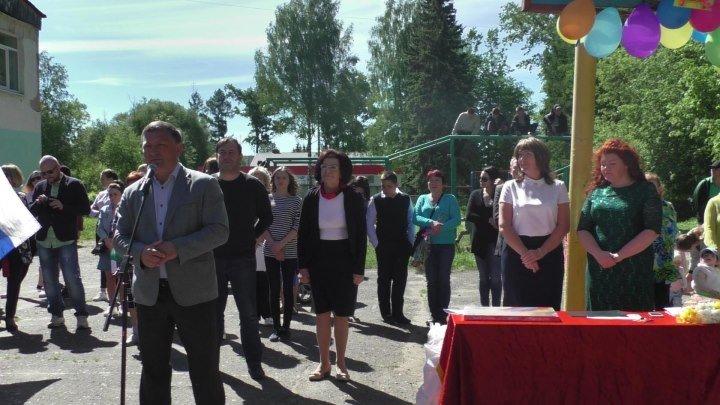 Последний звонок в Новозавидовской школе №2 25 мая 2018 года