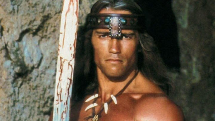 Конан-варвар Conan The Barbarian, 1982 16+