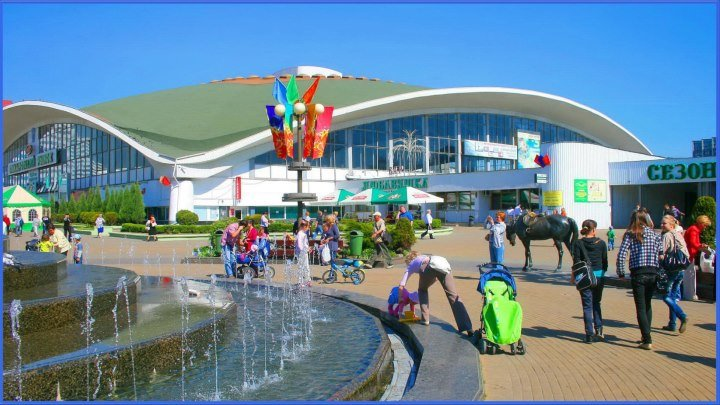 Комаровка - любимое место минчан и гостей столицы! Komarovka is a favorite place for Minsk citizens and guests of the capital!