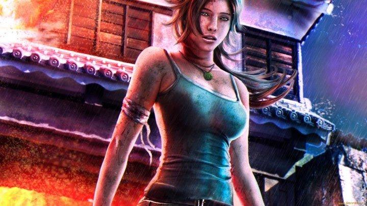 Tomb Raider(надежда на спасение)Часть 10