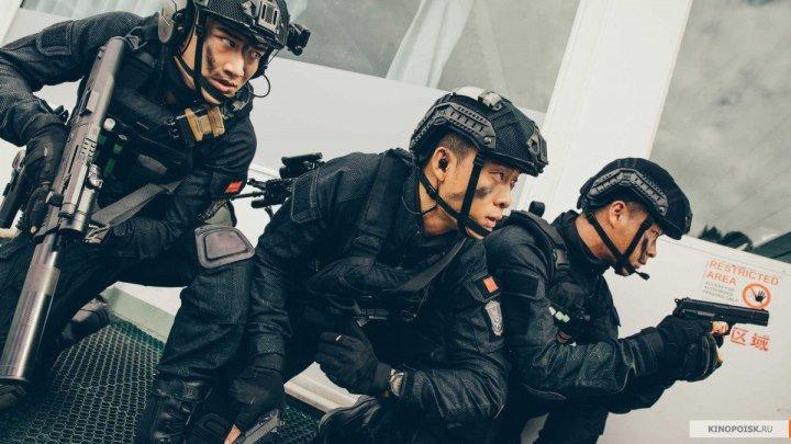 Операция в Красном море (2018).HD(Боевик, военный)