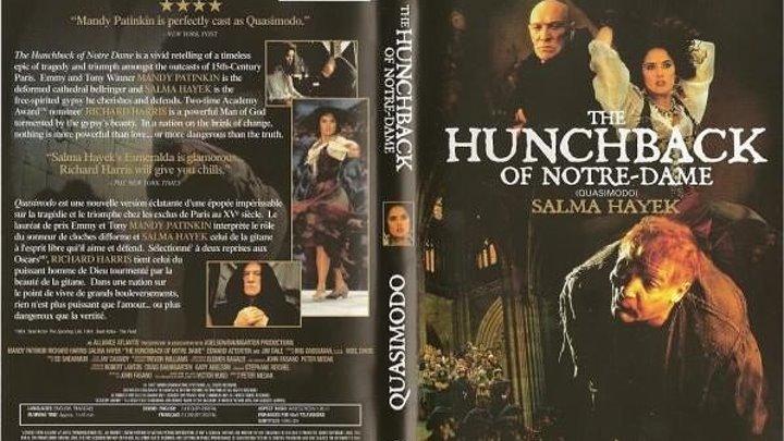 "Х/Ф "" Горбун из Нотр-Дам"" 1997 (12+) США, Венгрия, Канада, Чехия. Жанр: Ужасы, Драма, Мелодрама."