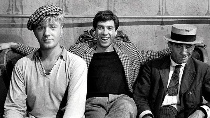 Золотой теленок (1968) 1 серия