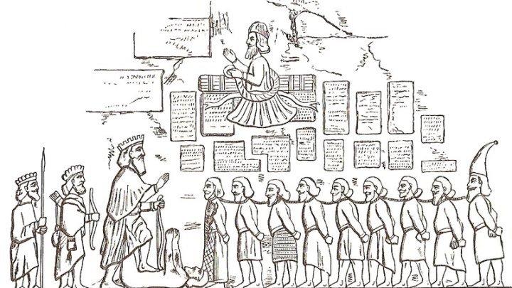 Армения, запечатлённая на одной из древнейших надписей в мире