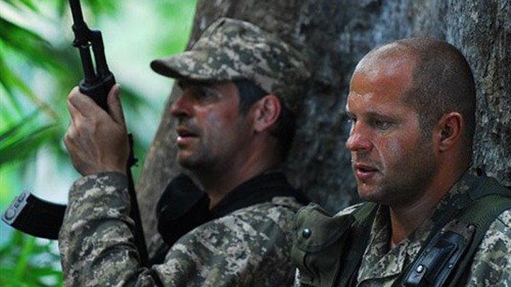 """Фильм """"Ключ Саламандры"""" боевик, приключения.2011"""
