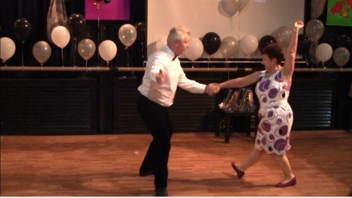 ВОЗРАСТ - ТАНЦУ НЕ ПОМЕХА! КЛАССно танцует не только молодёжь!!!