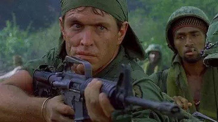 """Фильм """" Взвод """" Драма , Боевик , Военный 1986"""