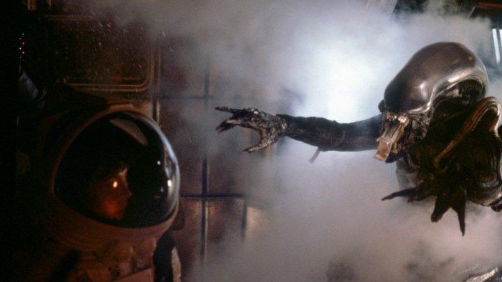 ЧУЖОЙ. 1979 ужасы, фантастика, триллер,