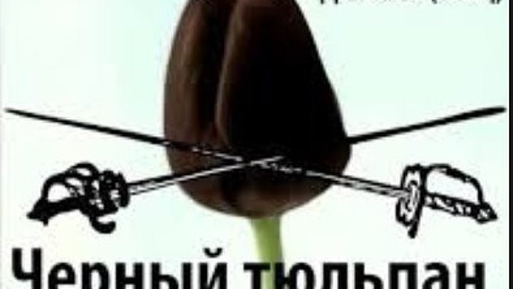 Черный тюльпан (аудиокнига)